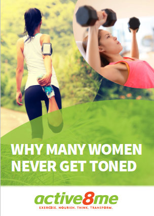 Why many never women never get toned