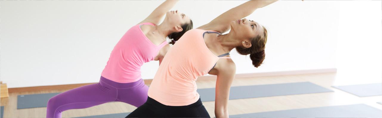 Stay healthy through yoga