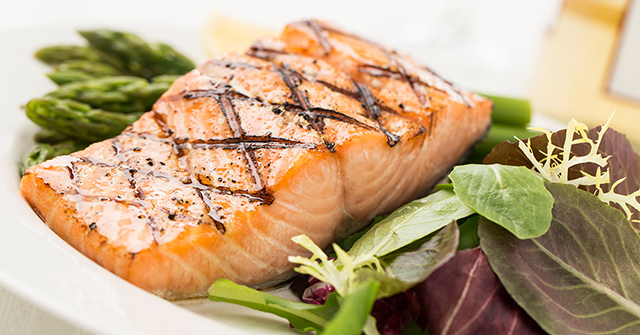 Active8me 10 Best foods for Weight Loss Salmon