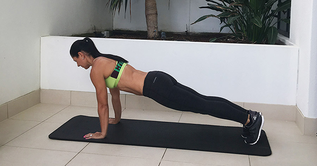 Active8me Expert tips training obstacle race ins outs ups downs overs, Natalie Dau, pushups