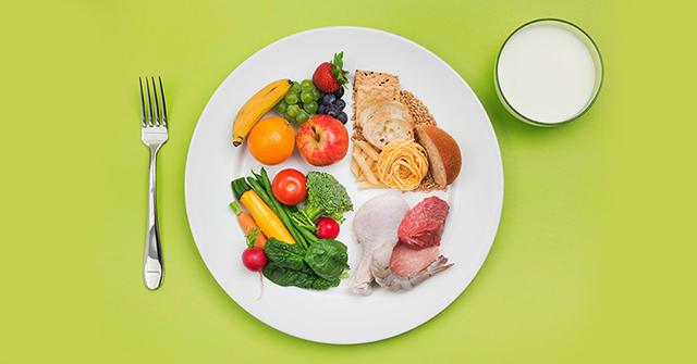 Active8mes guiding nutrition pillars portion control