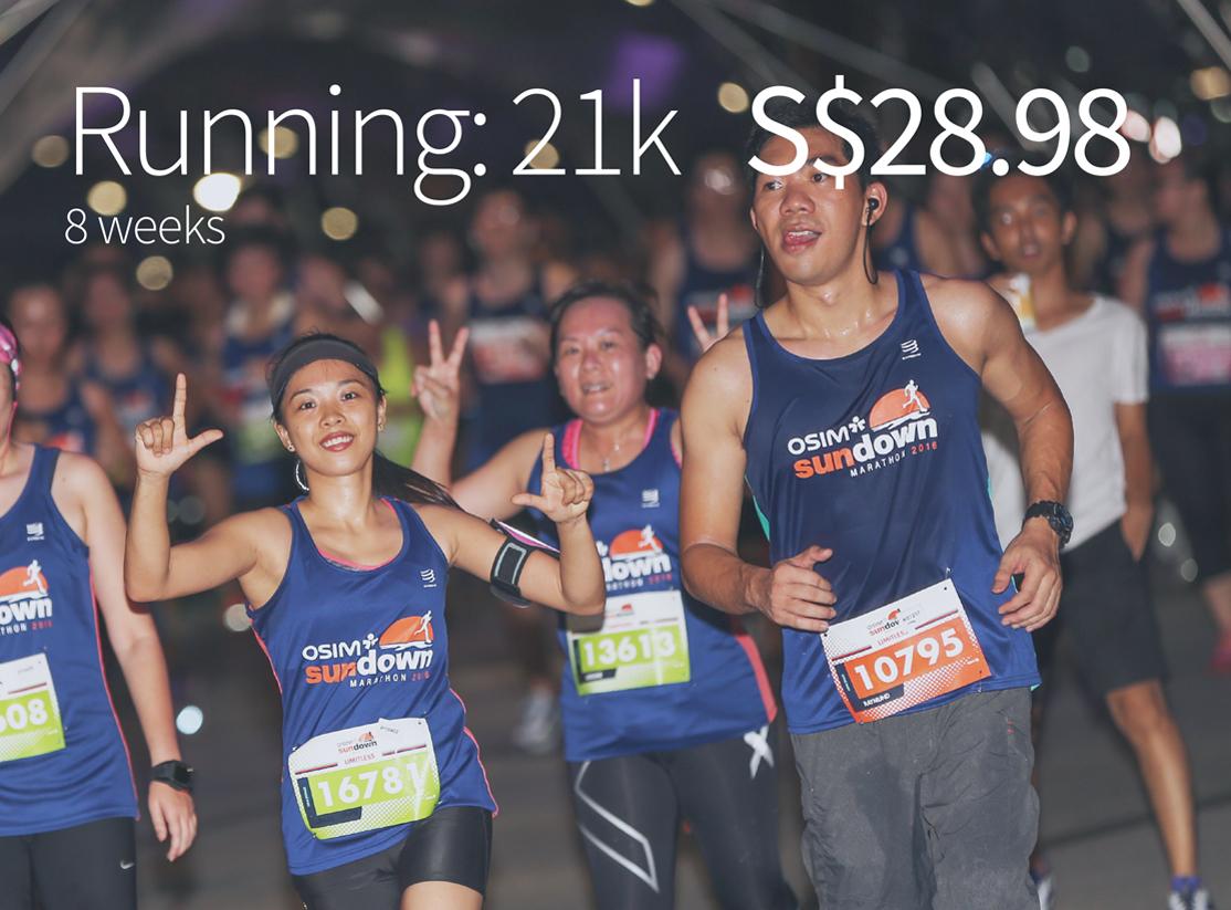 Running 21k