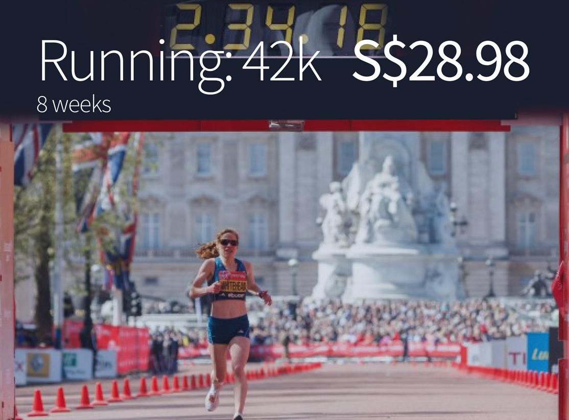 Running 42k