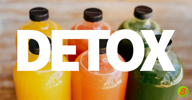 Active8me to detox or not to detox