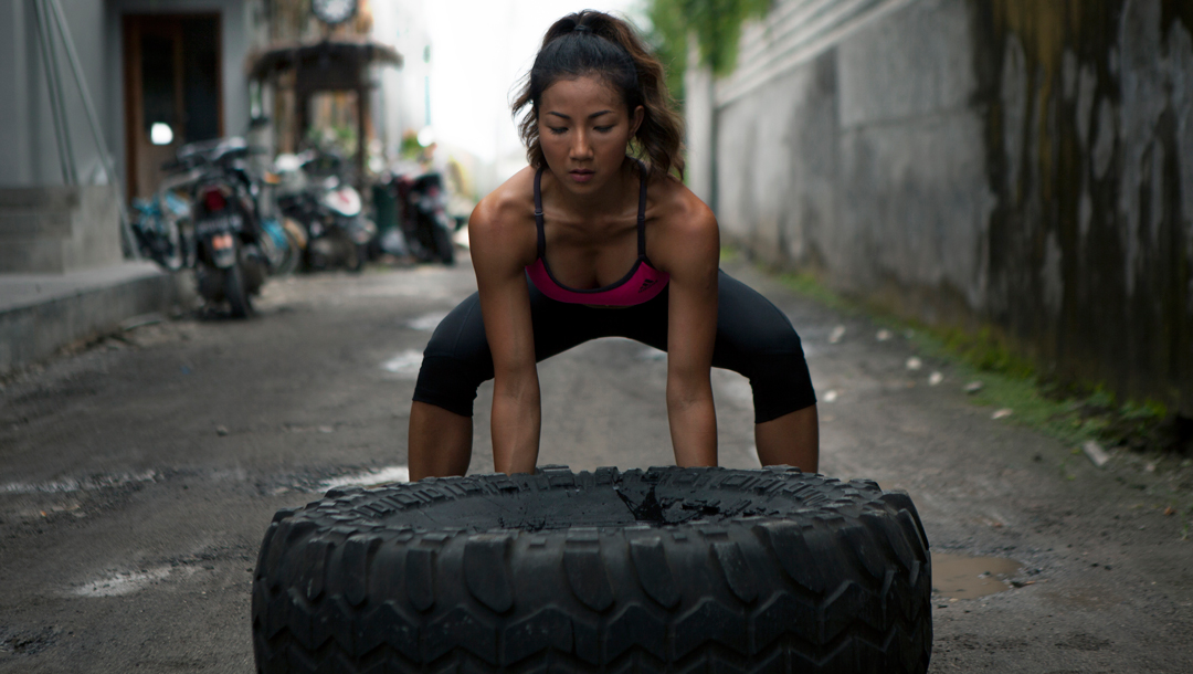 Active8me How Much Exercise Should You Do Each Day?Fay tyre flip