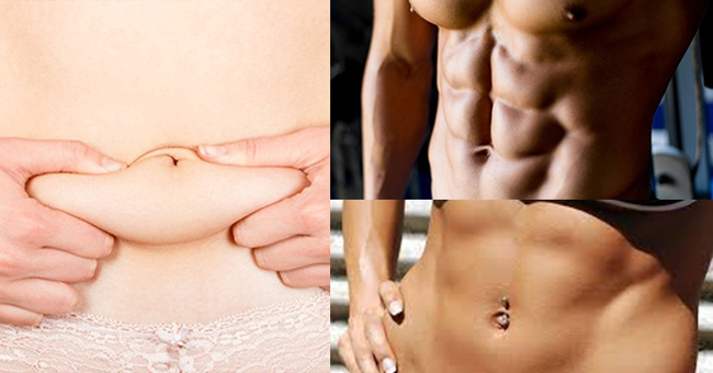 Active8me want flat abs try these three methods transformation tyre belly to flat abs