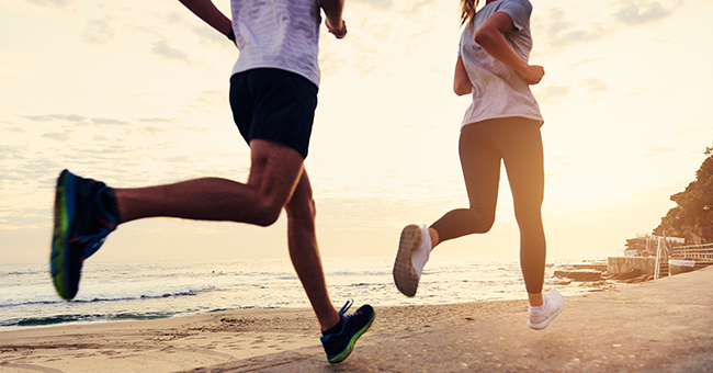 Active8me 3 7 trillion reasons you need to know the difference between fitness health and wellness couple jogging