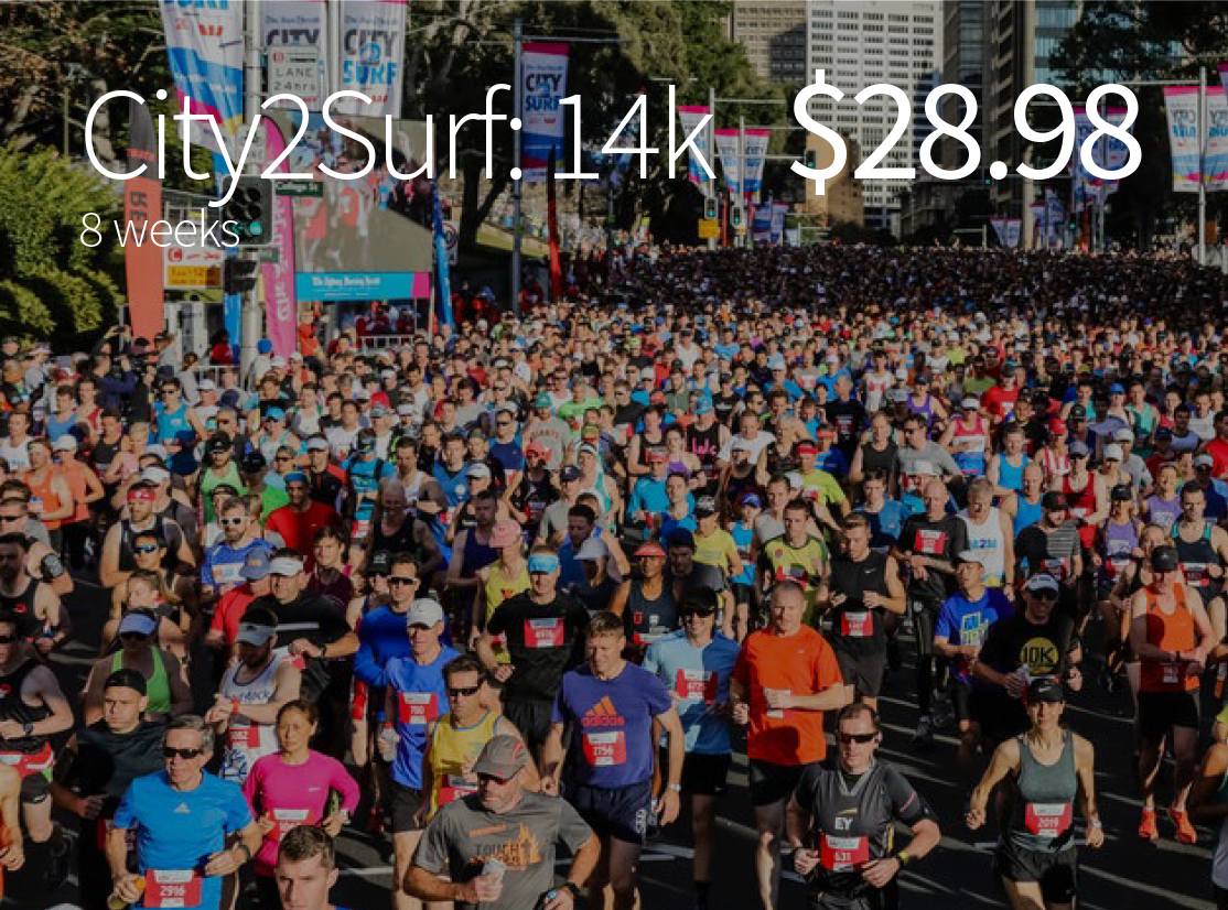 City2Surf - 14km