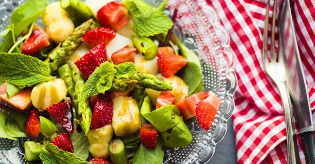 Active8me Make Vegetables Tasty – 8 Ways to Train Your Tastebuds Fruit salad