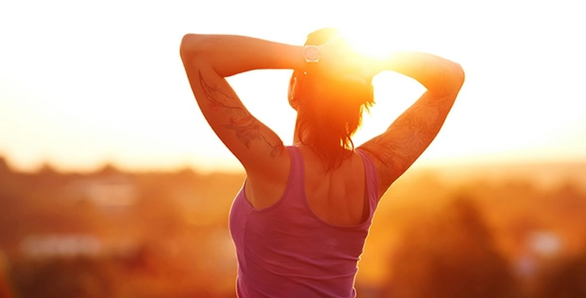 Active8me-the-Fitness-Hack-for-Busy-People-Learn-the-Best-Time-to-Exercise-girl-under-morning-sun-Satisfied-after-workout